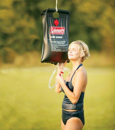 Coleman 5加仑 PVC 太阳能户外/露营淋浴器4.5折 9.97加元限时特卖!