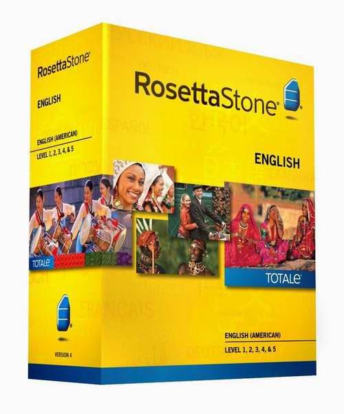 金盒头条:历史新低!Rosetta Stone 语言快速入门软件(英、法、中、德、意、俄、西班牙)1-5级 129.99加元包邮!