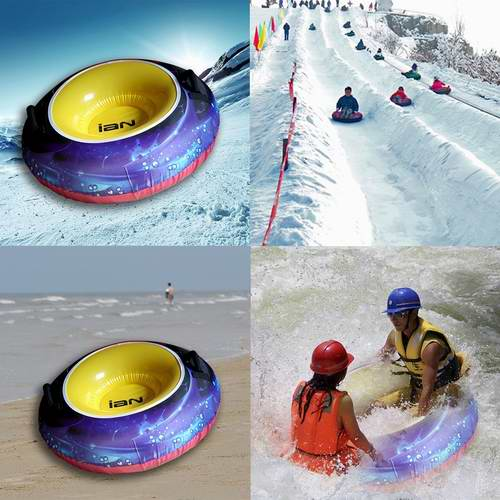 Ian Swim and Snow 游泳滑雪二合一充气圈7.5折 29.99元限量特卖并包邮!