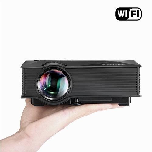 历史新低!BlitzWolf 便携式1200流明LED无线投影仪/家庭影院6.5折 84.99加元包邮!免税!