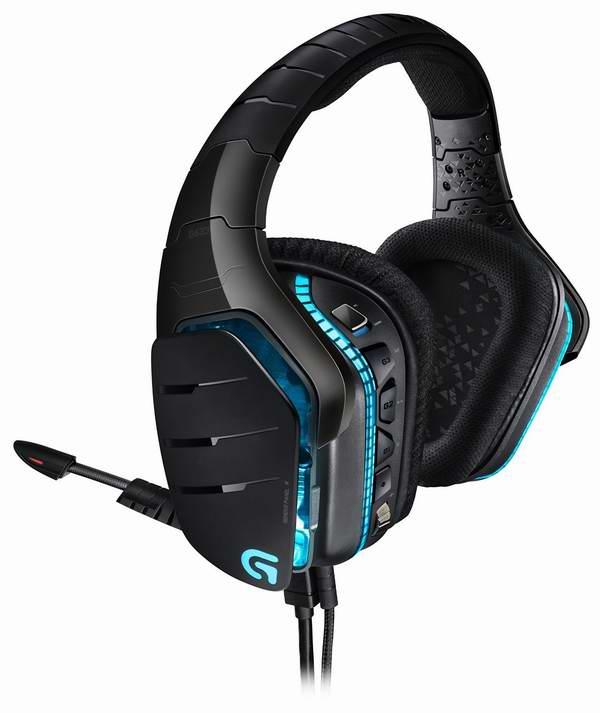 历史新低!Logitech 罗技 G633 Artemis Spectrum RGB 旗舰级7.1环绕声游戏耳机7.2折 143.73元限时特卖并包邮!