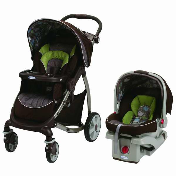 历史新低!Graco 葛莱 Stylus 婴儿推车 + 旅行车载提篮组合6.9折 329.98元限时特卖并包邮!