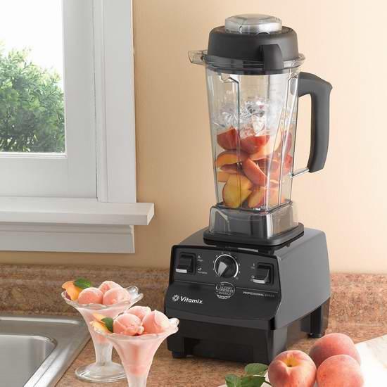 历史最低价!养生法宝!Vitamix 1363 CIA专业系列 超强力多功能全营养食物料理机6.9折 499.99元限量特卖并包邮!
