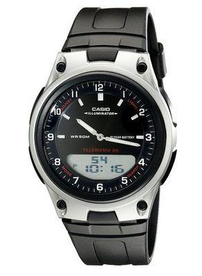 历史最低价!Casio AW80-1AV 男款休闲双显石英腕表4.4折 26.58元限时特卖并包邮!