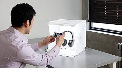 历史新低!桌面上的摄影工作室!Foldio M0600R Foldio2 超便携全功能摄影棚6.4折 69.99元限时特卖并包邮!