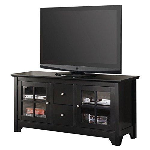 售价大降!历史新低!Walker Edison 52英寸实木电视柜2.8折 166.47元限时特卖并包邮!适合55英寸以内电视!