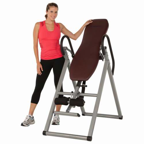 缓解背颈痛、舒缓疲劳!Exerpeutic 5503 倒立机6.4折 128.25元限时特卖并包邮!
