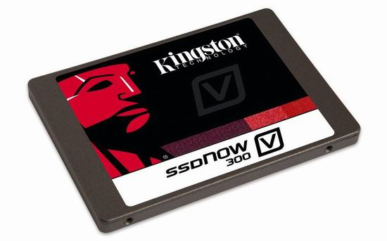 Kingston 金士顿 SSDNow V300系列 7毫米超薄 SATA 3 2.5英寸120GB固态硬盘3.3折 49.97加元限时特卖并包邮!