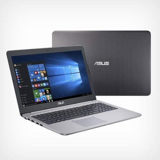 ASUS 华硕 K501UX 15.6英寸(酷睿i7处理器、8GB内存、256GB固态硬盘)笔记本电脑8.5折 1055.98元限时特卖并包邮!