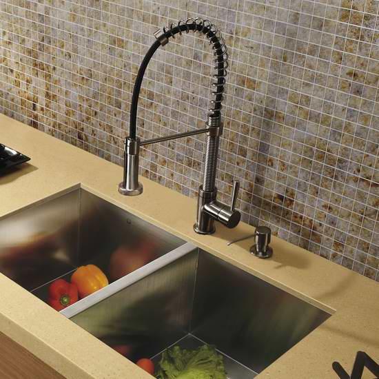 精选28款 Vigo 厨房及浴室水龙头、水槽等限时特卖并包邮!