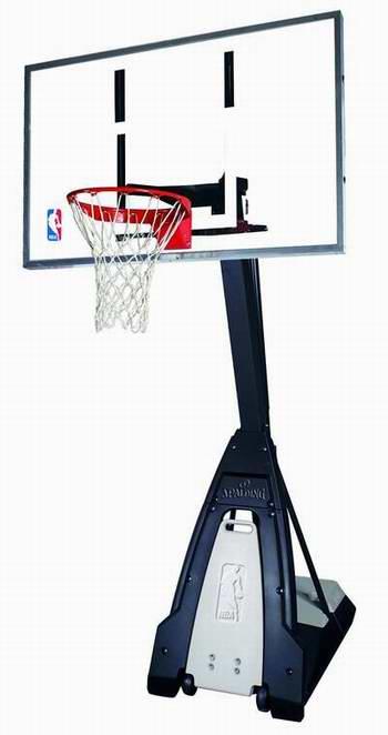 售价大降!历史新低!Spalding 斯伯丁 74560CA NBA 野兽顶级便携式篮球架套装 888元限时特卖并包邮!