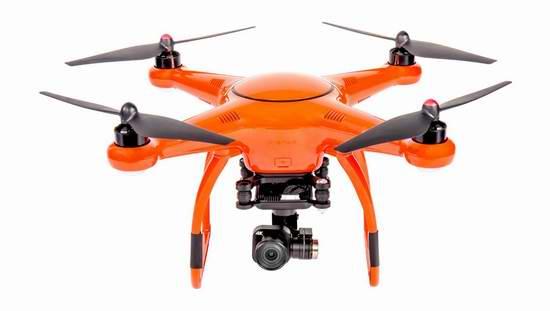 历史新低!云端视界 近在咫尺 Autel Robotics X-Star Premium 智能4K航拍四旋翼无人机+额外电池、螺旋桨套装6.3折 1099元限时特卖并包邮!