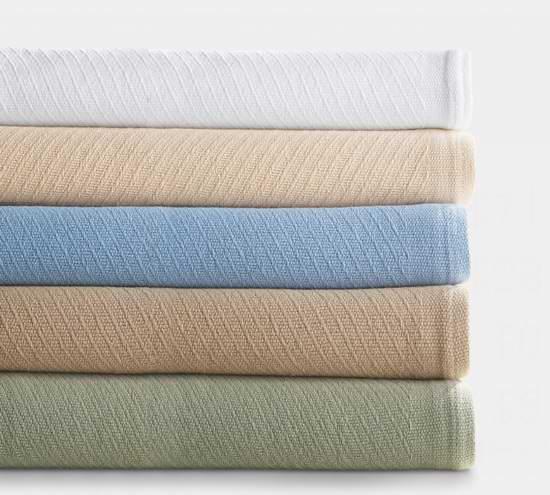 Martex 纯棉 Twin/Queen 毛巾被1.7折 13.17-16.77元限时清仓!