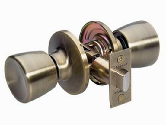 历史新低!Master Lock TUO0405 无反锁通道门锁/老人儿童房门锁3.3折 6元限时特卖!