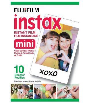 Fujifilm 拍立得相纸10张 9.99加元,原价 11.99加元