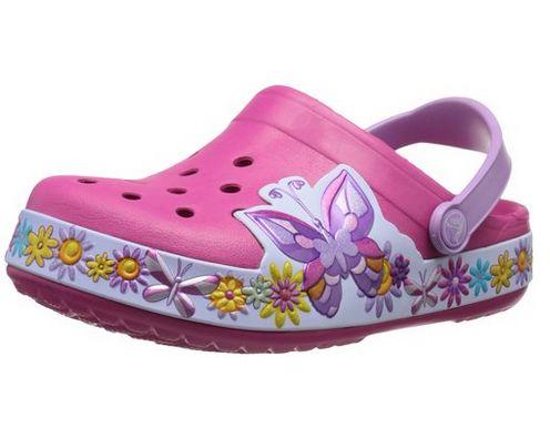 Crocs 儿童凉鞋 15.64元起特卖(两色可选),原价 39.99元