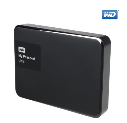 Western Digital 2TB西数便携式移动硬盘 104.99元特卖,原价 179.99元