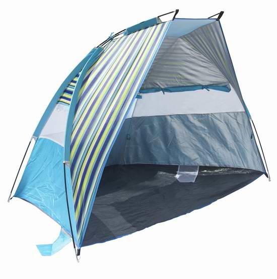 近史低价!Texsport Calypso Cabana 沙滩遮阳帐篷5.3折 39.87加元包邮!