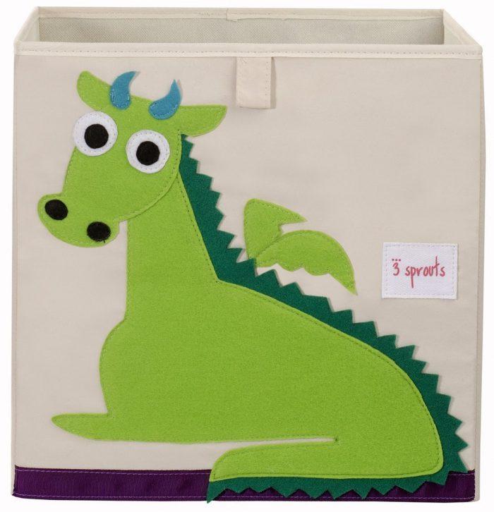 3 Sprouts 卡通图案收纳盒 13.99元,原价 22元,多种图案可选!