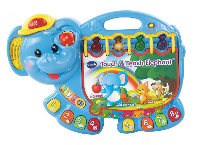 Vtech 音乐故事大象早教玩具 13.5元特卖,原价 25.99元