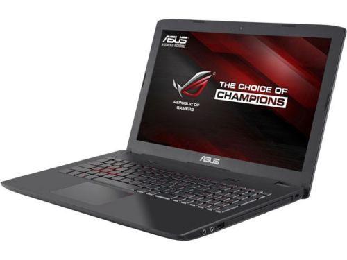 ASUS 华硕 ROG GL552VW-DH71 玩家国度 15.6英寸顶级游戏本电脑(i7-6700HQ/16GB/1TB/1920×1080/NVIDIA GTX960M显卡)1099.99元特卖,原价 1399.99元,包邮