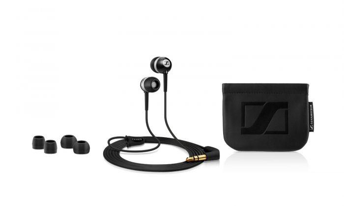 Sennheiser CX 300B MK II 入耳式耳机 42.99元特卖,原价 89.99元,包邮