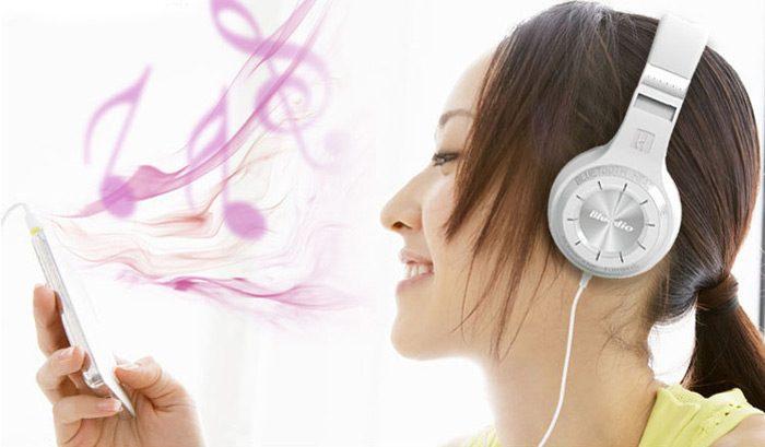Bluedio T2 Plus蓝弦2代专业加强版旋转式头戴立体耳机 27.99元限量特卖,原价 39.99元,包邮