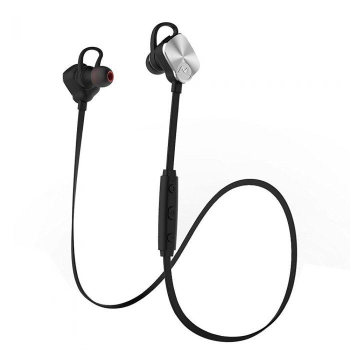 Mpow 蓝牙V4.1无线立体声防汗耳机 22.94元,原价 26.99元,包邮