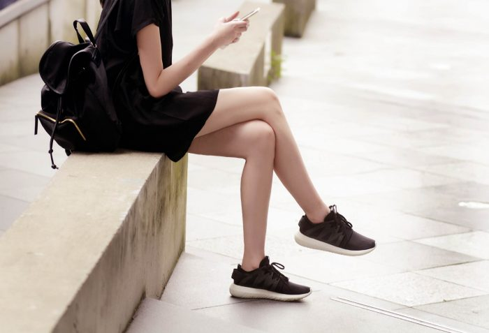 ADIDAS 阿迪达斯 Tubular女款休闲运动鞋 69.99加元,原价 120加元