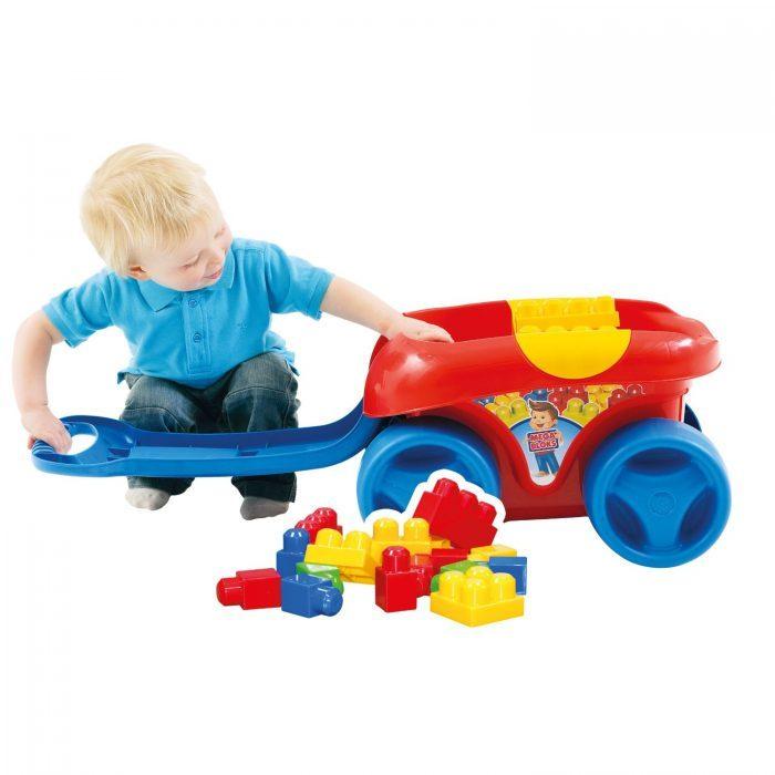 Mega Bloks 经典旅行车玩具 25.49元限量特卖,原价 41.99元