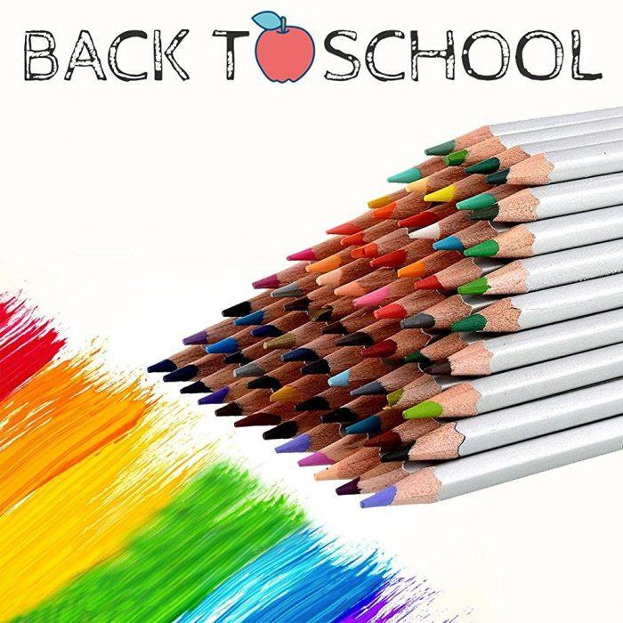 Cobee 72色专业彩绘铅笔 22.09元限量特卖,原价 29.99元
