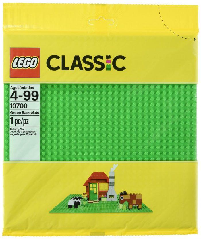 LEGO 10700 积木拼砌底板 7.47加元,原价 9.99加元
