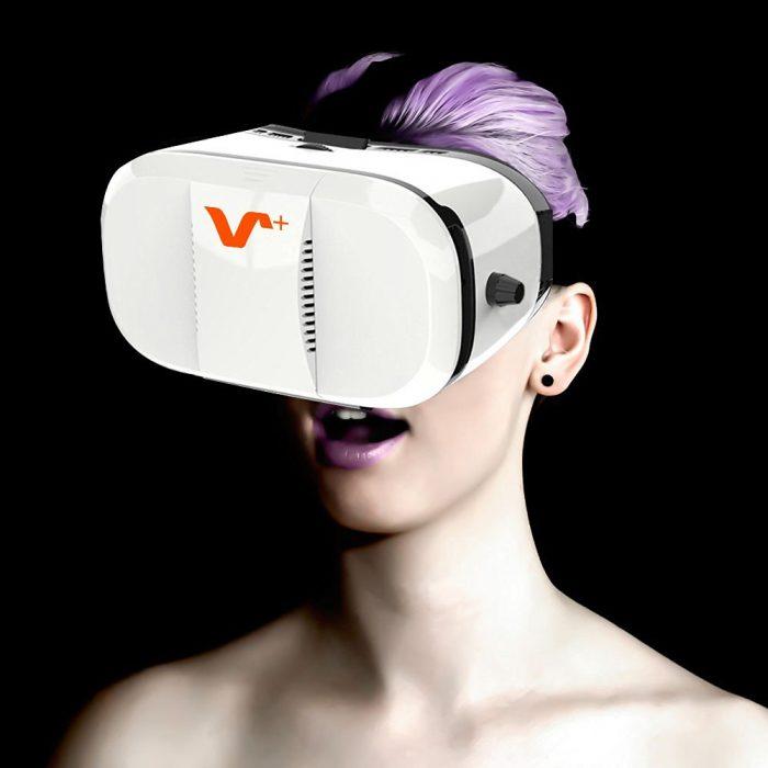 Vox Z3 3D VR 虚拟现实眼镜 19.54加元限量特卖,原价 32.99加元,包邮