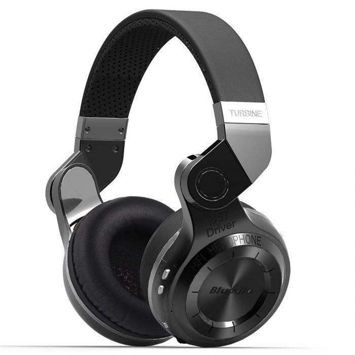 Bluedio T2 Plus蓝弦2代专业加强版旋转式头戴立体耳机 21.99加元限量特卖,原价 129.99加元