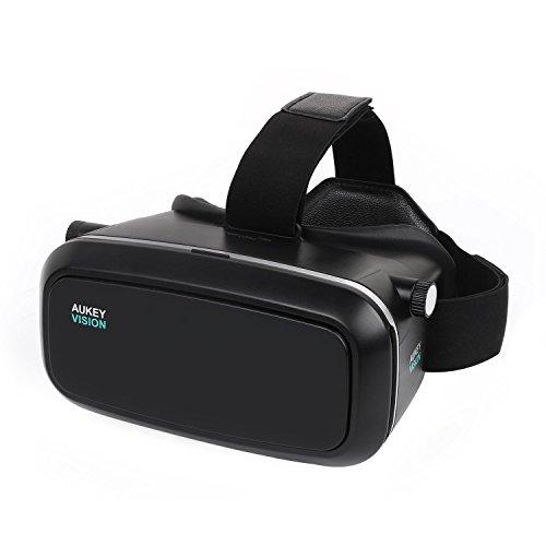 AUKEY VR 3D虚拟现实眼镜 23.49元限量特卖,原价 32.99元,包邮