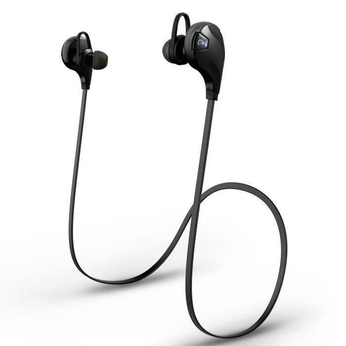 VicTsing无线蓝牙防水运动耳机 16.99元限量特卖,原价 23.99元