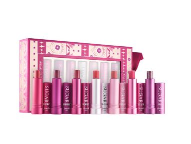 Sephora网店推出 Fresh新品有色润唇膏套装 70元,价值 98元,包邮