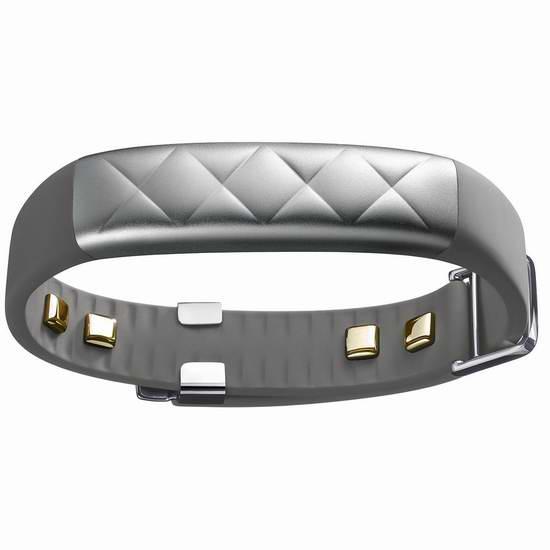 Jawbone 卓棒 UP3 蓝牙智能心率睡眠监测 运动健康手环3.7折 74元限时特卖并包邮!