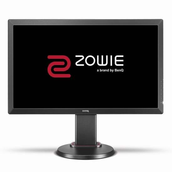 8月新品!首次降价!BenQ 明基 Zowie RL RL2460 24英寸电竞游戏显示器6.9折 269.98元限时特卖并包邮!