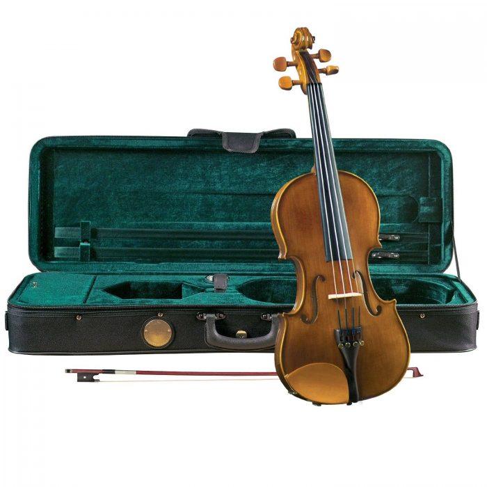 历史新低!Cremona SV-150 入门级小提琴4.7折 139.75元限时特卖并包邮!
