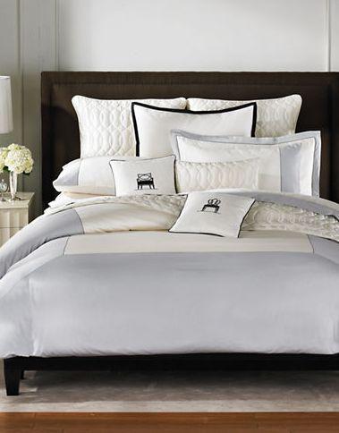 精选271款 Lacoste、Calvin Klein、Hotel Collection 等品牌床上用品3折起清仓,额外再打7.5折!折后低至2.2折!