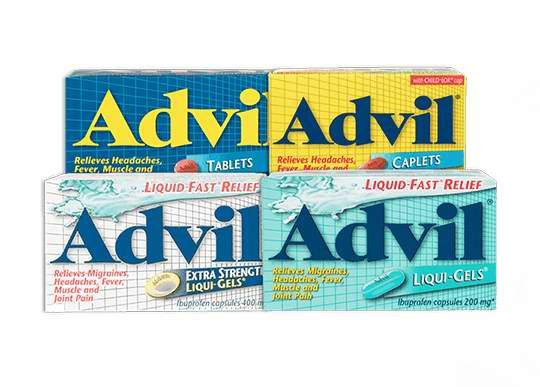 Advil's 免费赢大奖,再送价值71元Advil's、Centrum、Robax、Caltrate等药品保健品折扣券!