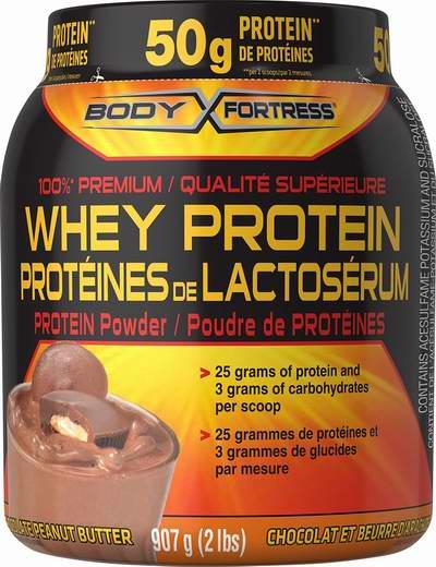 精选5款 Body Fortress 乳清蛋白粉、复合维生素限时特卖,额外立减3-7元!