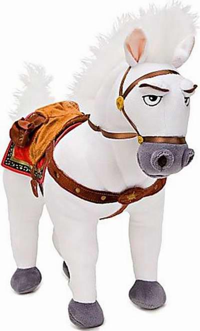 Disney《Tangled 长发公主》白马 Maximus 玩偶4折 18.12元限量特卖并包邮!