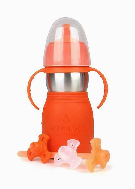 售价大降!历史新低!Kid Basix 婴幼儿不锈钢安全吸管杯3.4折 11.6元限时特卖!