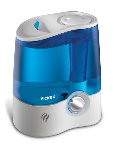 历史新低!Vicks 4.1升豪华超静音超大容量加热香薰加湿器7.3折 57.56元限时特卖并包邮!