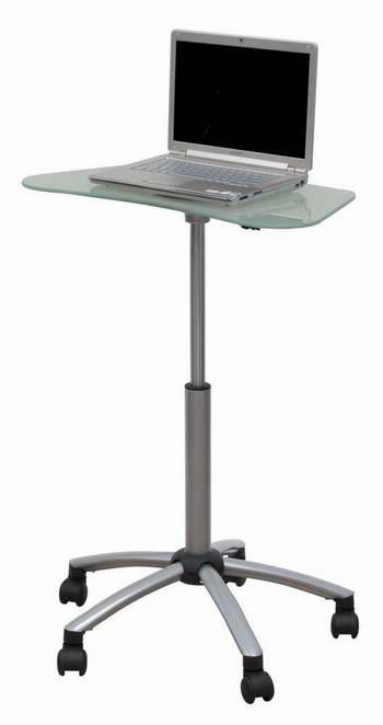 Studio Designs Vision 可移动式磨砂玻璃桌2.2折 30.99元限时清仓!
