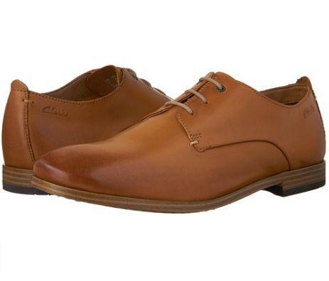 精选11款 Clarks 男女休闲平底鞋3.5折起限时特卖并包邮!
