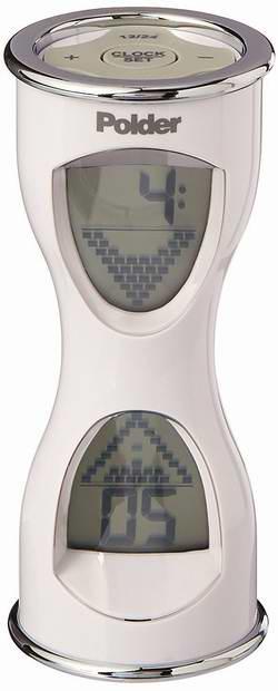 Polder 沙漏电子时钟/厨房计时器3折 8.46元限时清仓!