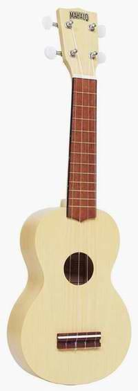 历史新低!Mahalo Ukuleles MK1TBS Kahiko 高音夏威夷小吉他/尤克里里 34.99元限时特卖!